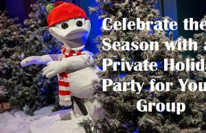 Celebrate the Season with a Private Holiday Party for Your Group