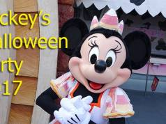 Disneyland Mickey's Halloween Party 2017 Review