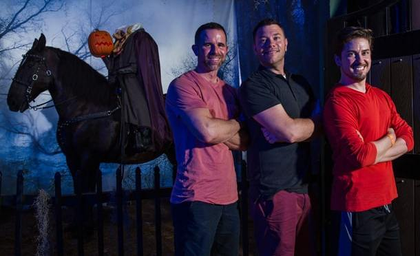 """Return to Sleepy Hollow"" and Meet the Headless Horseman"