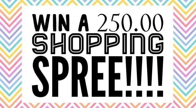 Win a $250 Lularoe Shopping Spree!