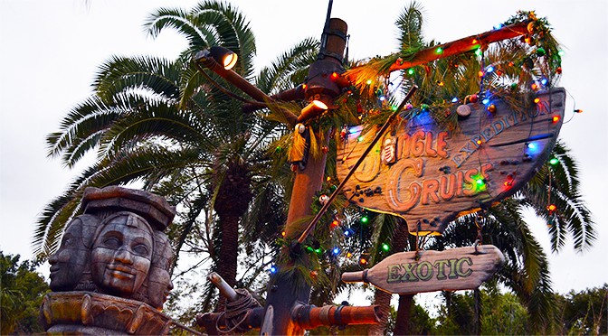 Jingle Cruise Returns To Disney World S Magic Kingdom For