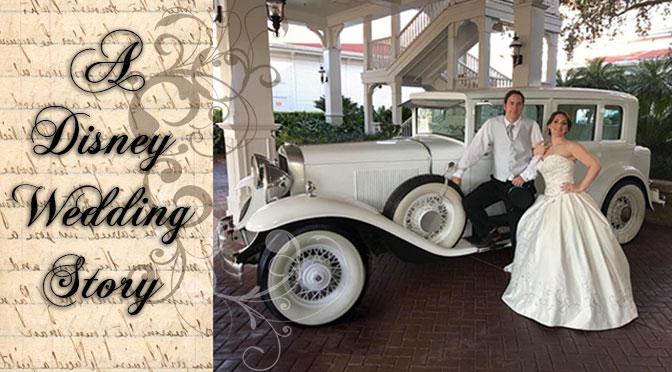A Disney Wedding Story (guest post)