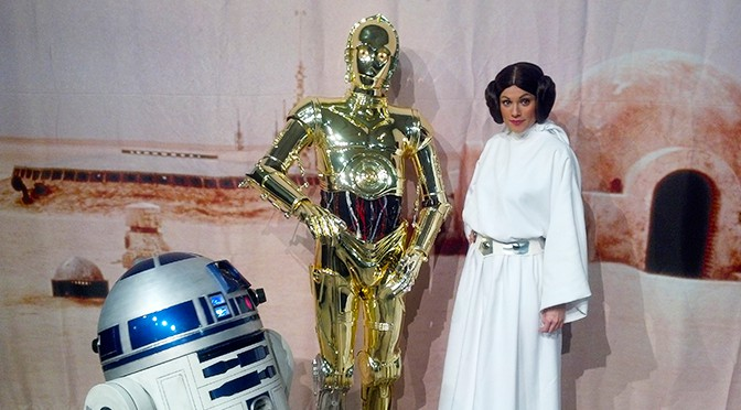 Get reserved times to meet Star Wars characters on Disney Cruise Line Star Wars Day at Sea