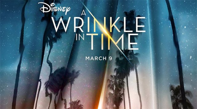A Wrinkle in Time movie preview coming to Hollywood Studios and California Adventure parks