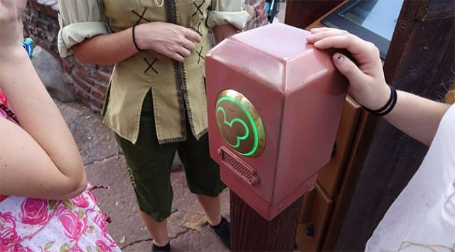 Is Disney World considering an upcharge Fastpass+ system?