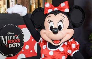 Minnie Mouse will Rock the Dots at Disney Springs and Downtown Disney