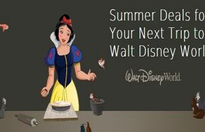 Summer Deals for Your Next Trip to Walt Disney World!