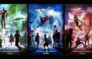 Disney Parks announces Marvel-ous plans for Disneyland, Paris and Hong Kong!