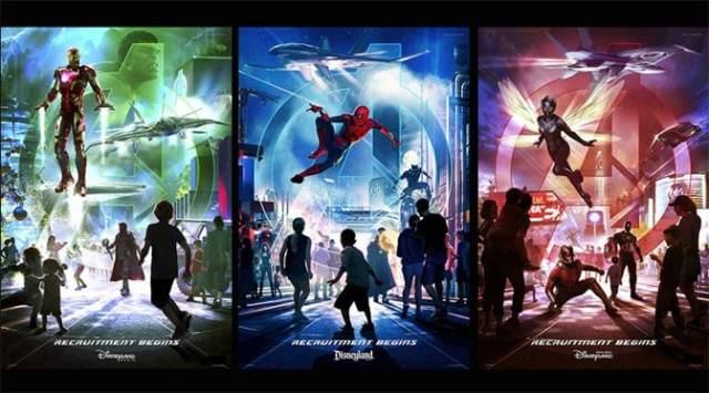 Disney Parks announces Marvel-ous plans for Disneyland, Paris and Hong Kong!