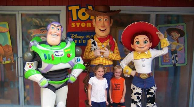 Toy Story Characters will