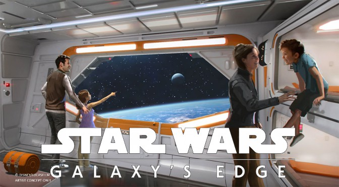 New Details on the Star Wars Resort Coming to Walt Disney World