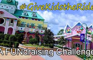 Give Kids the Rides - A FUNdraising challenge for Give Kids the World Village