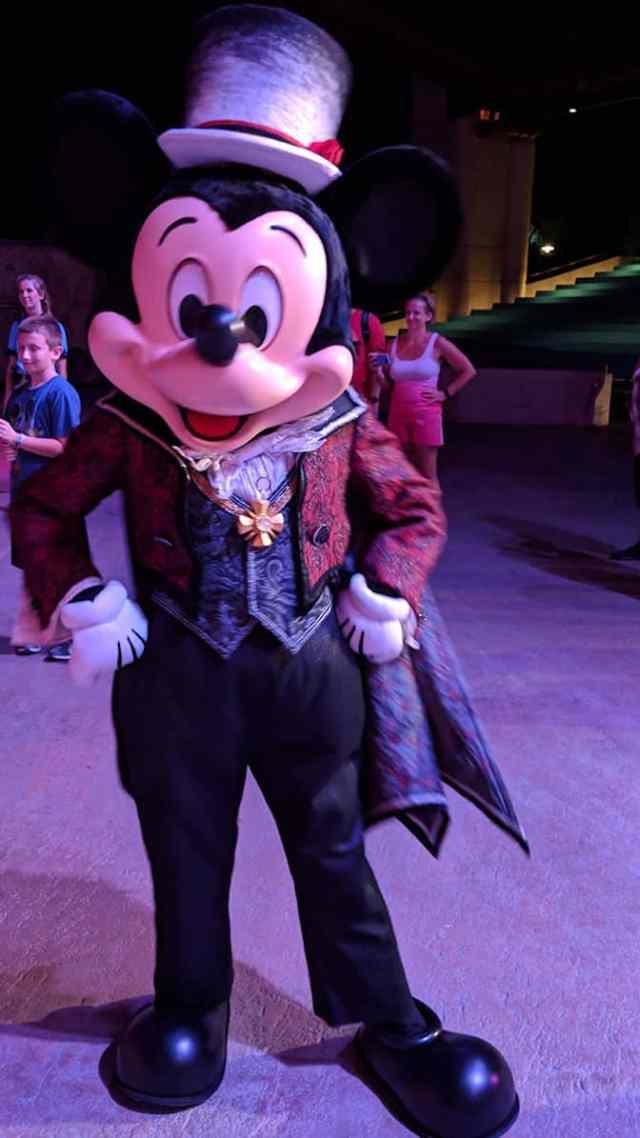 DVC Moonlight Madness at Hollywood Studios Mickey