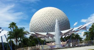 Ten Epcot Attractions for Families with Small Children