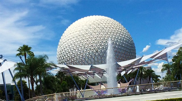10 Epcot Attractions for Families with Small Children