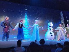 Frozen Sing Along with special Olaf Ending