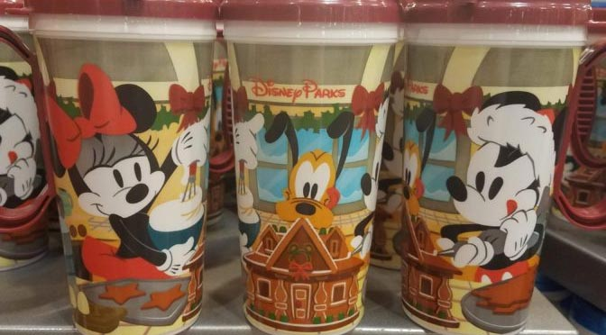 The 2018 Pop Century Christmas Refillable Mugs have arrived!