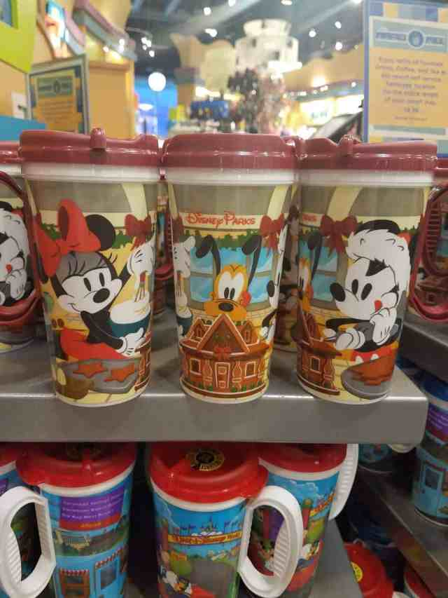 Pop Century Christmas Refillable Mug