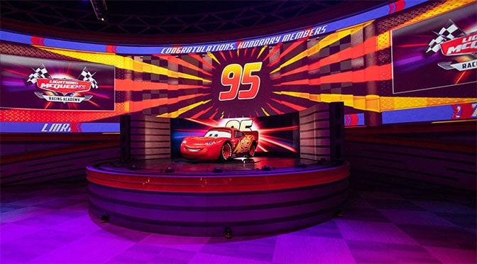 VIDEO:  Lightning McQueen's Racing Academy reveals new details