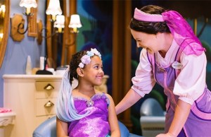 Bibbidi Bobbidi Boutique at Grand Floridian