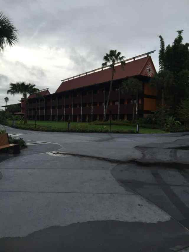 polynesian longhouse