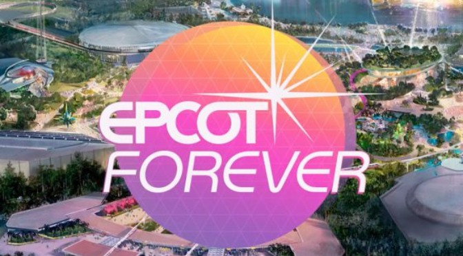"""Details Released about """"Epcot Forever"""""""