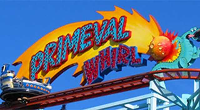 Why is Disney's Animal Kingdom's Primeval Whirl closed?