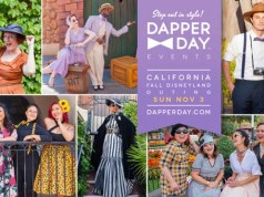 All Dressed Up At Disney: Dapper Days!
