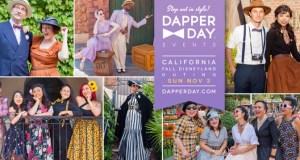 All Dressed Up At Disney: Dapper Days!