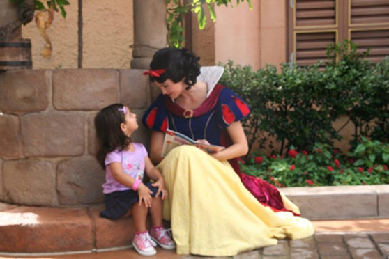 Disney Magical Memories: My Daughter's First Visit to Walt Disney World
