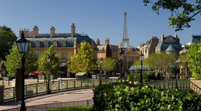 You don't have to wait until 11:00am to enjoy EPCOT's World Showcase