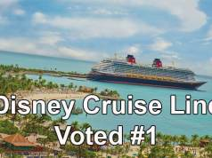 Disney Cruise Line #1 for Eighth Consecutive Year