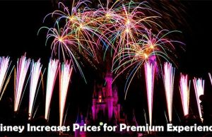 Disney Updates Pricing for Dessert Parties, Early Morning Magic, and other Premium Experiences