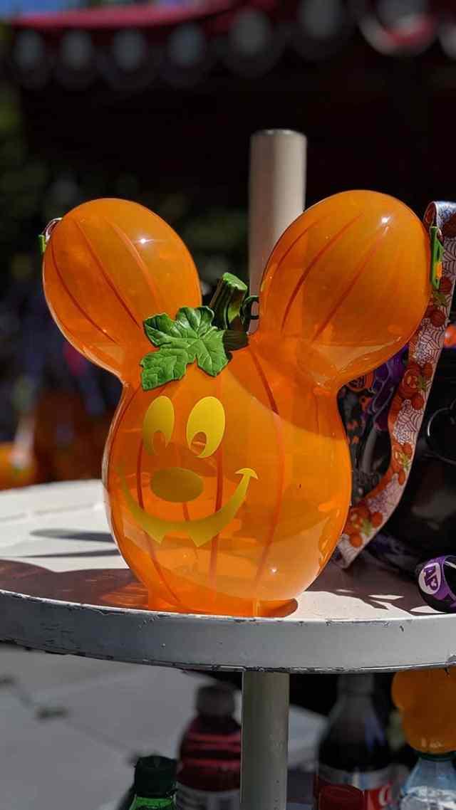 Mickey Halloween Popcorn Bucket