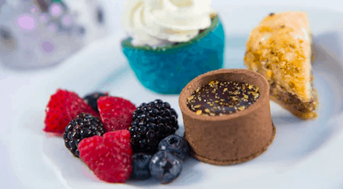 Review: Epcot Frozen Ever After Dessert Party