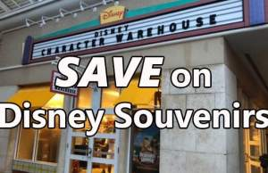 How to save money on Disney souvenirs while on vacation