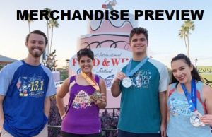 PREVIEW: Wine and Dine Half Marathon Weekend Merchandise