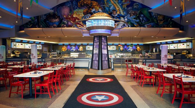 Review: Marvel Character Dinner at Universal's Islands of Adventure