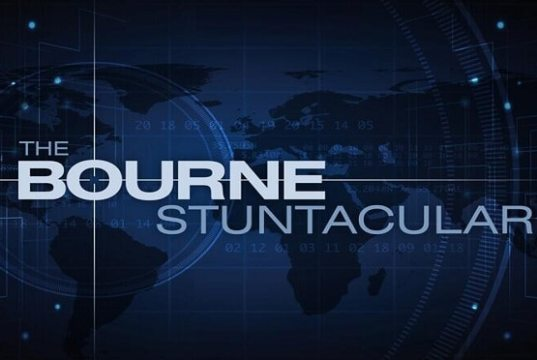 The Bourne Stuntacular Arriving at Univeral Orlando In Spring 2020