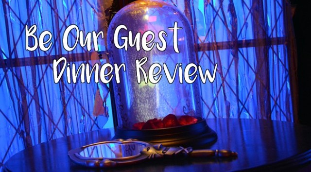 Review: Be Our Guest Dining at the Beast's Castle