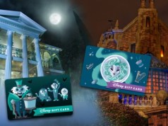 New Haunted Mansion Gift Cards