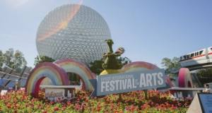 Annual Passholder Magnet Revealed for Epcot Festival of the Arts 2020