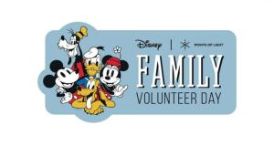 Disney Family Volunteer Day: Special Characters, Offers, Activities, and More