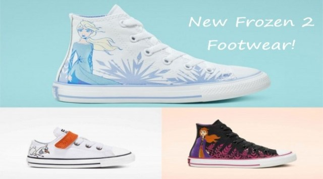 Frozen 2 Footwear: Designer Collaborations
