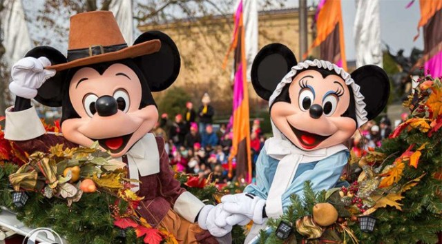 KtP Writers Give Thanks to the Mouse this Thanksgiving