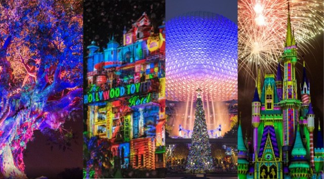 Updates to Park Hours Across the Disney World Parks for the Holidays