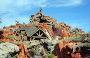 Is it Scary? Magic Kingdom's Frontierland, Liberty Square, and Main Street U.S.A. Attractions