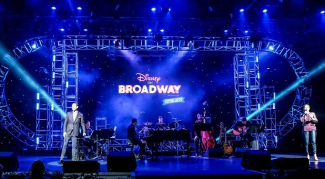 Festival of the Arts: Final Performers Announced for Epcot's Disney on Broadway Concert Series!