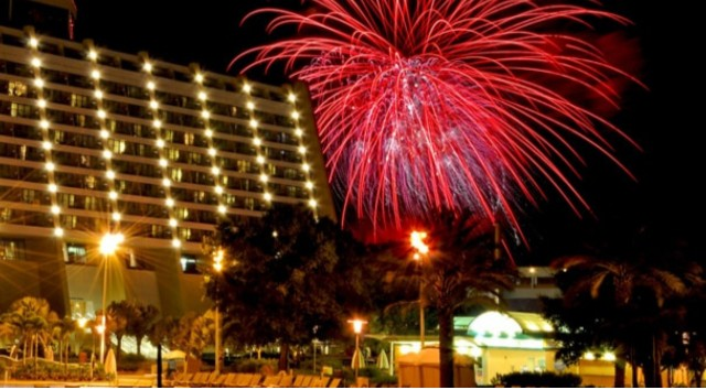 Ringing in the New Year at Walt Disney World Resorts