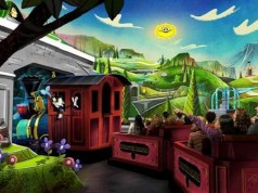 VIDEO: First Look at Mickey and Minnie's Runaway Railway!